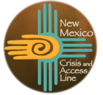 "New Mexico Crisis and Access Line ""Here to Hear You"""